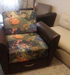 """Кресло кровать """"Тачки"""""""