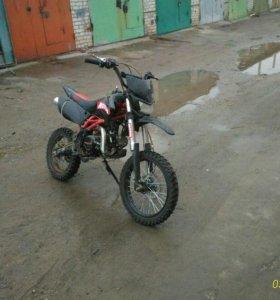 Irbis ttr125r