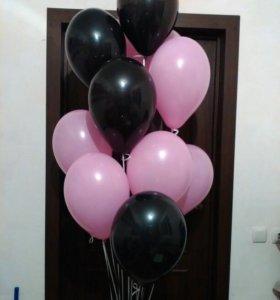 Букет шаров для девушки