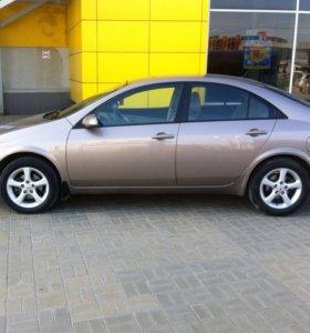 Nissan Primera 2006 г