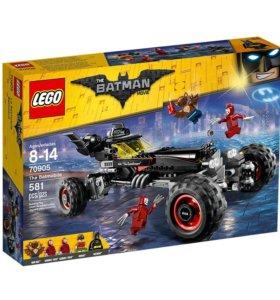 Лего бетмобиль