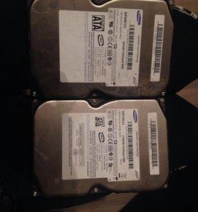 300 ЗА Два жестких диска на ПК