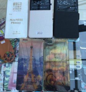 Чехлы на Huawei P8 lite