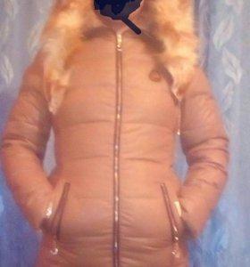 Зимний пуховичок
