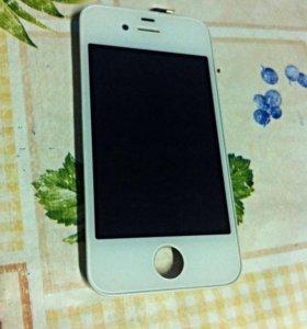 Дисплей на айфон 4