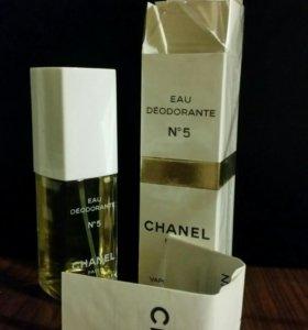CHANEL N5 EAU Deodorante100 ml