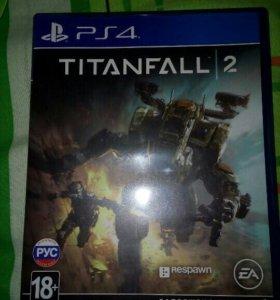 Titanfall2 для пс4
