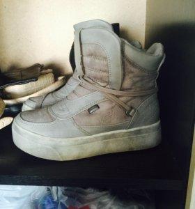 Кроссовки ботинки chester