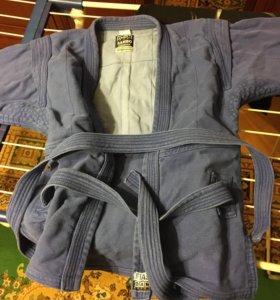 Одежда для самбо. Кимоно, борцовки, шорты