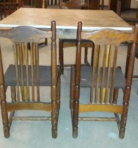 Для кафе столы со стульями