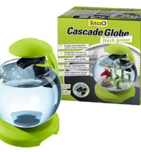 Аквариум Tetra Cascade Globe Green