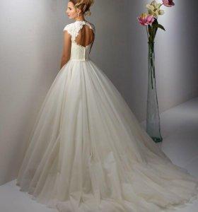 Свадебное платье (Diane Legrand)