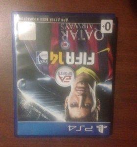 FIFA 14 на PS4