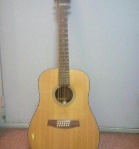 Гитара Walden natura d552
