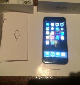 iPhone 6s 64gb (spase gray)