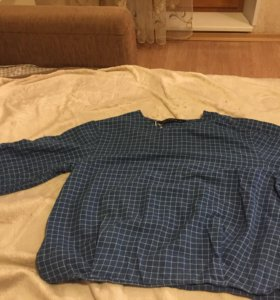Рубашка Zara размер L. Неношеная