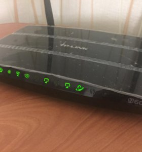 WI-FI Роутер TP link N600