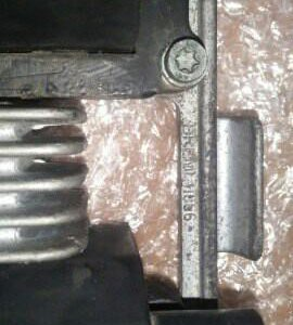 Оригенальная катушка зажигания Audi