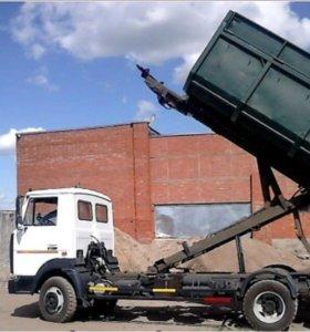 Маз мусоровоз Мультилифт МСК-6А с перегрузом!