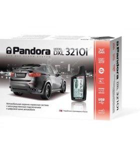 Автосигнализация Пандора 3210i