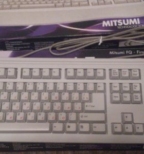Клавиатуры 2шт