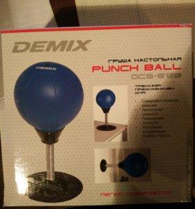 Настольная груша Demix Punch Ball
