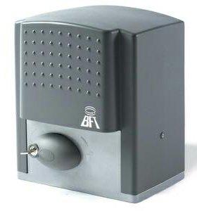 BFT ARES 1500 - привод откатных ворот до 1500 кг.