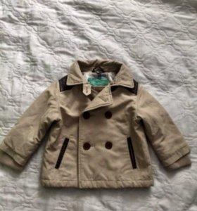 Куртка плащ Zara