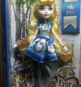 Кукла Ever After High - Блонди Локс