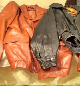 Куртки жегские