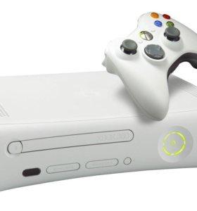 Игровая приставка Xbox 360, прошита (freeboot)