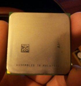 2 процессора AMD