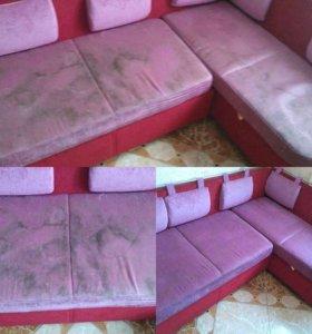 Химчиска ковров/мебели