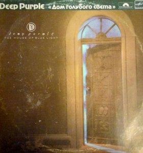 Виниловая пластинка Deep Purple, 1988