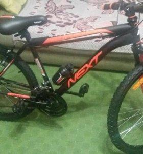 Велосипед новый NEXT OCTANE 26.