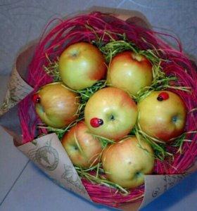 Фруктово - Овощные букеты