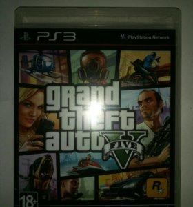 Grant Theft Auto V ( GTA 5)