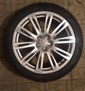 Кованый легкосплавный колесный диск для Ауди A8/S8
