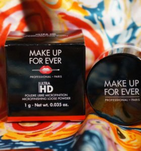 Пудра MAKE UP FOR EVER Ultra HD Loose Powder (1г)