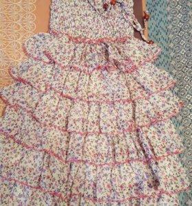 платье на девочек