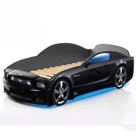 Кровать Машина мустанг Light