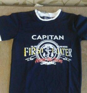 Новая футболка, разм.116