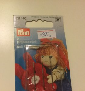 Иглы для шитья кукол