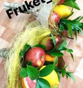 Букет из фруктов!💐