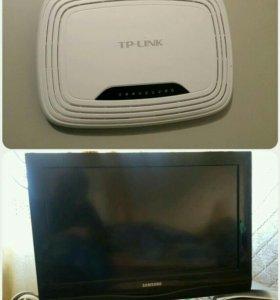 ТВ ЖК Samsung