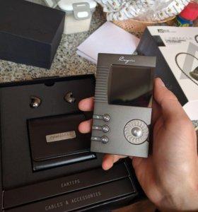 Портативный Hi-Fi проигрыватель(плеер) Cayin n5