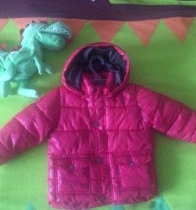 Куртка Zara (весна/осень)детская.