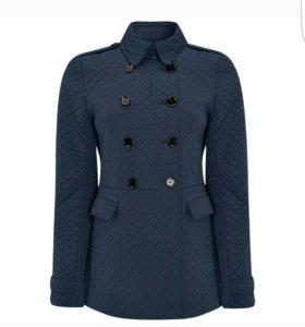 Куртка oodji двубортная с карманами