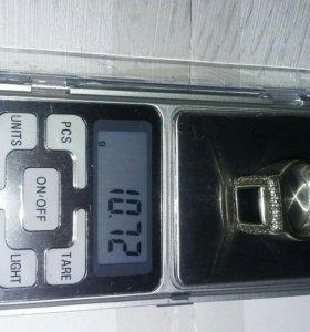 Весы ювелирные электронные карманные 300 г/0,01 г