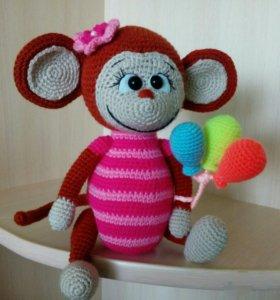 обезьянка Сьюзи
